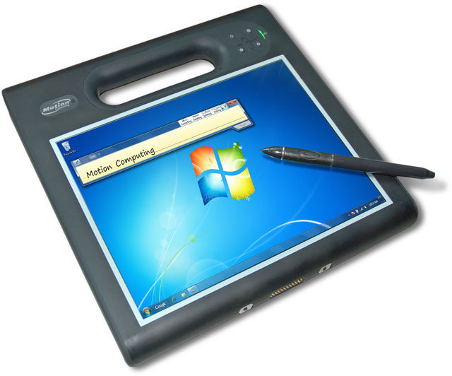 Motion Computing F5t Tablet Computer