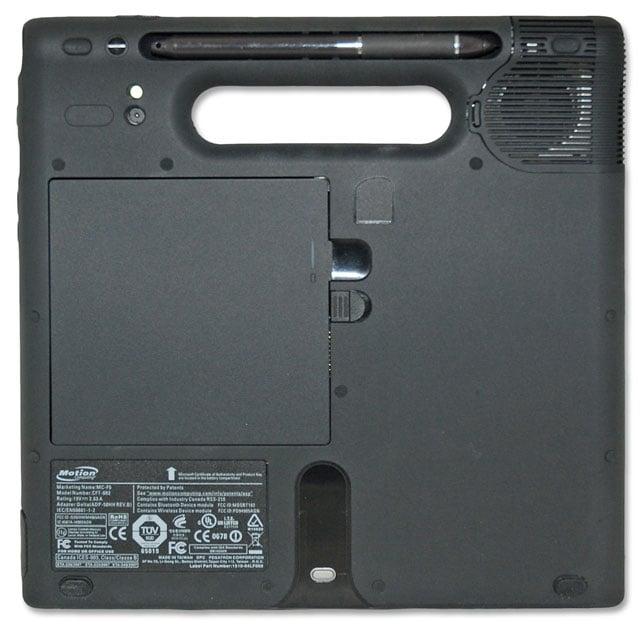 Motion Computing F5te Tablet Computer