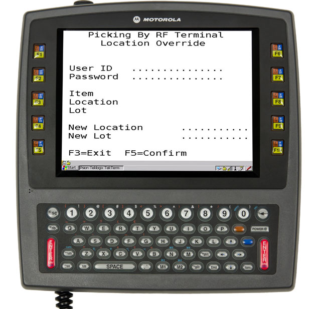 Motorola Psion 8515 Terminal Best Price Available Online