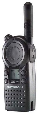 Motorola CLS1110 2-way Radio