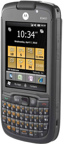 Motorola Es400 Mobile Computer Best Price Available