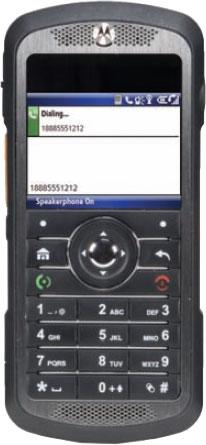 Motorola EWP2000 Mobile Computer