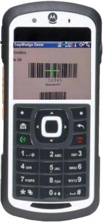 Motorola EWP3000 Mobile Computer
