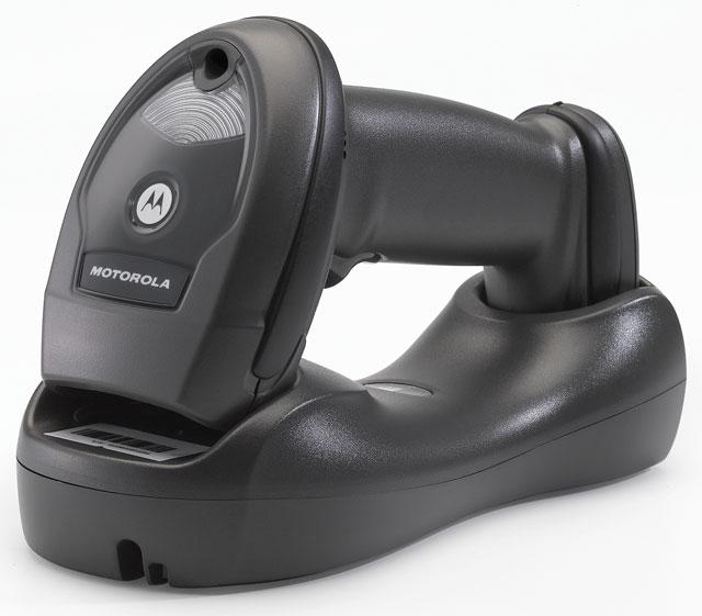 Motorola LI4278 Barcode Scanner: LI4278-TRBU0100ZWR