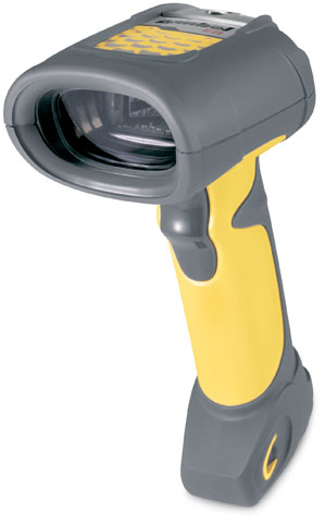 Motorola LS3408FZ, LS3408 Series Scanner