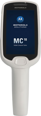 Motorola MC18 Portable Data Terminal: MC18G-00-KIT-01A