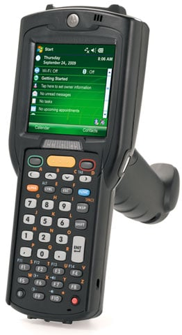 Motorola MC3190-G Mobile Computer - Best Price Available