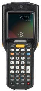 Motorola MC3200 Straight Shooter Portable Data Terminal: MC32N0-SI4HCLE0A