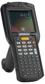 Motorola MC3200 Gun Portable Data Terminal: MC32N0-GI4HCHEIA