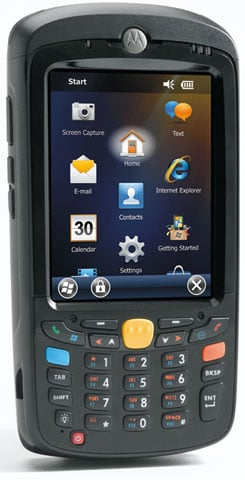 Motorola Mc55a0 Mobile Computer Best Price Available