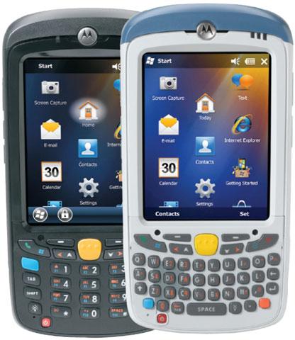 Motorola MC55N0 Mobile Computer