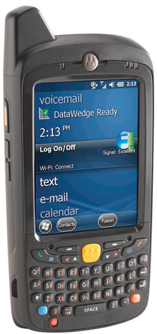 Motorola MC67 Portable Data Terminal: KT-67NA-PDABAA0030