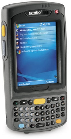 Motorola MC70 Mobile Computer