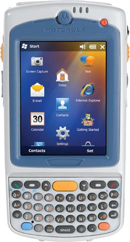 Motorola MC75A0-HC Mobile Computer