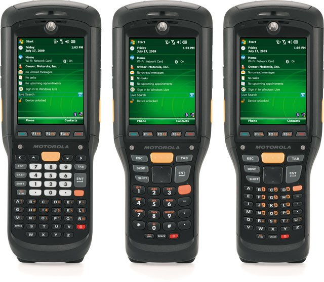 Motorola Mc9500 K Mobile Computer