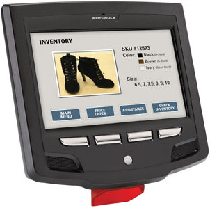 Motorola MK3190-030BG4EBTWW Barcode Scanner
