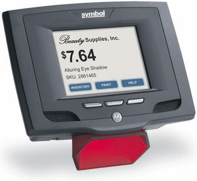 Motorola MK500 Barcode Scanner: MK590-A0U0DB9GWTWR