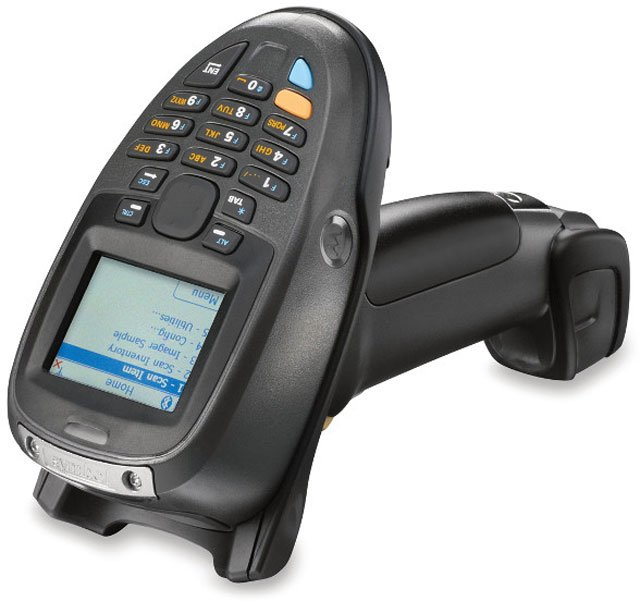 Motorola MT2000 Series Mobile Computer