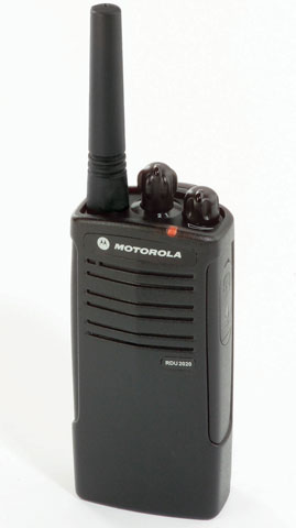 Motorola RDU2020 2-way Radio