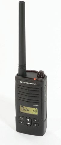 Motorola RDV2080D 2-way Radio