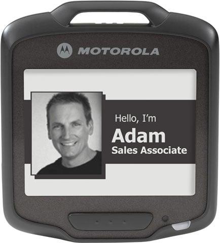 Motorola SB1 Mobile Computer