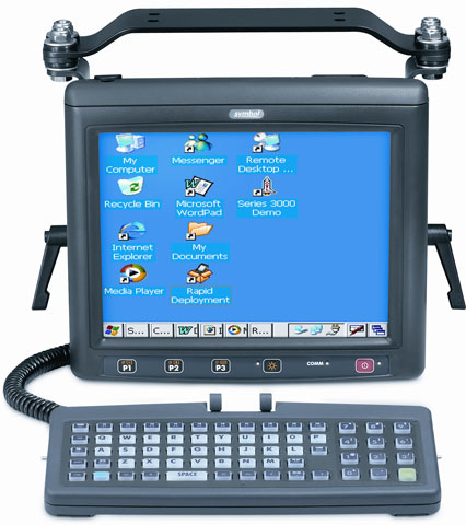 Motorola VC5090 Terminal