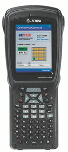 Motorola Workabout Pro 4 Mobile Computer