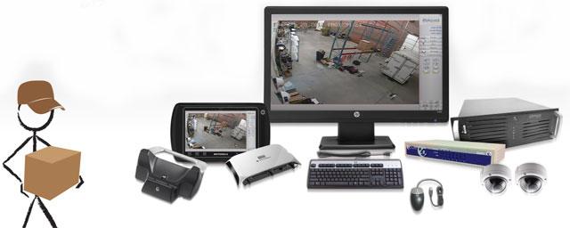 Motorola Mobile Surveillance In-a-Box Asset Tracking Software