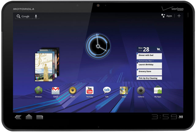 Motorola XOOM Tablet Computer - Best Price Available Online