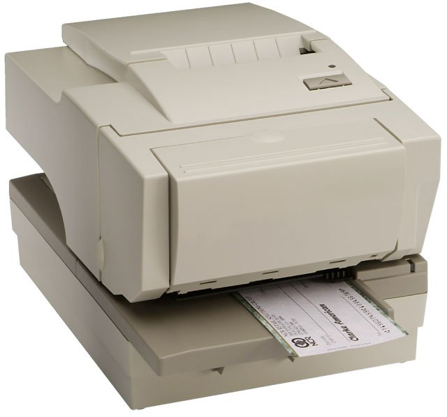 NCR RealPOS 7167 Printer