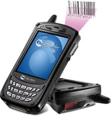 New West Manager Portable Data Terminal: NWT-MANAGER-2