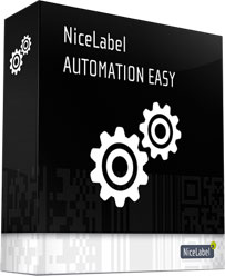 Niceware NiceLabel Automation Easy Barcode Software