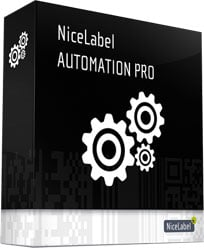 Niceware NiceLabel Automation Pro Barcode Software