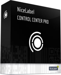 Niceware NiceLabel Control Center Pro Barcode Software