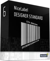 Niceware NiceLabel Designer Standard Barcode Software