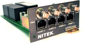 Nitek CHM16 Video Card