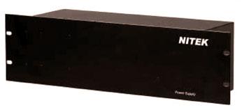 Nitek PS110 Rack Mounted Power Supply