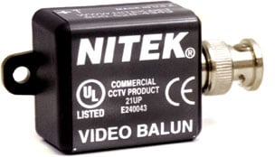 Nitek VB37M Video Balun Transceiver