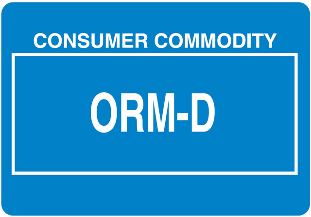 image relating to Orm D Label Printable named Other Controlled Written content ORM-D Label - Easiest Rate Out there