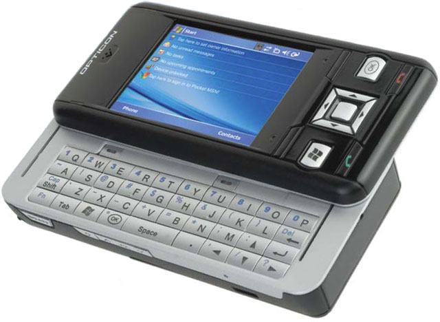 Opticon H16B Mobile Computer - Research, Buy, Call for Advice.