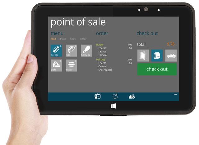 PAR Tablet 8 Tablet Computer