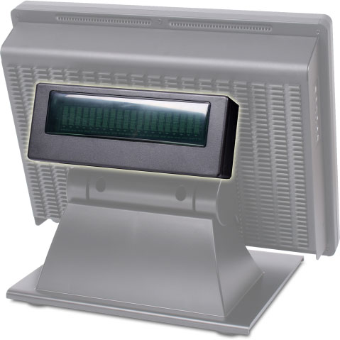 POS-X XP2200 Customer Display