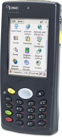 PSC Falcon 4220 Mobile Computer