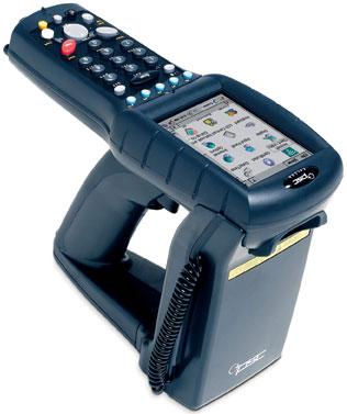 PSC Falcon 5500 RFID Reader
