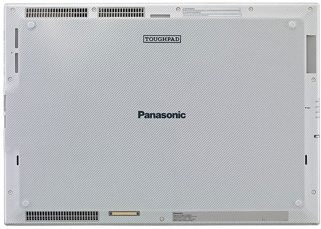Panasonic Toughpad 4K Tablet Computer