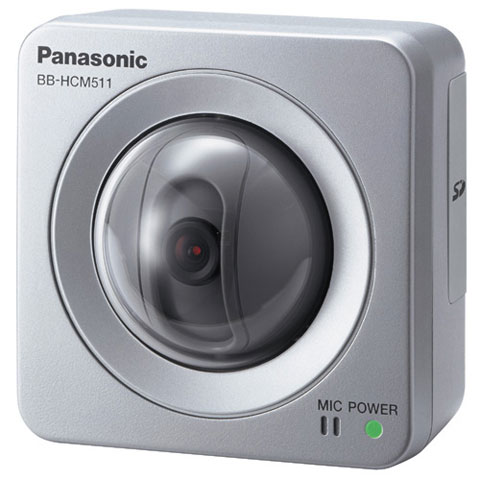 Panasonic BB-HCM511A Surveillance Camera