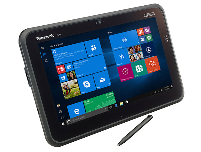 Panasonic Toughpad Fz Q2 Tablet Computer Best Price