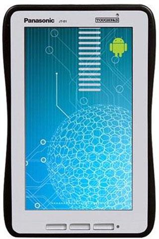 Panasonic Toughpad JT-B1 Tablet Computer