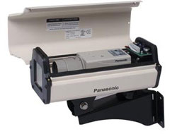 Panasonic POC254L2 Surveillance Camera