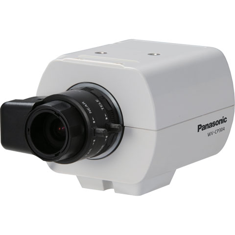 Panasonic Security Camera: WV-CP304